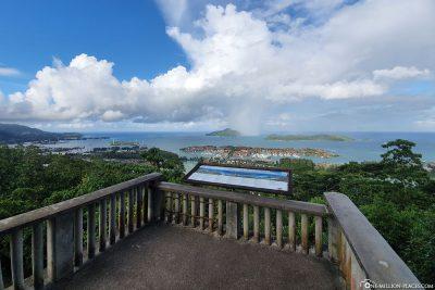 Der Aussichtspunkt La Misere Viewpoint
