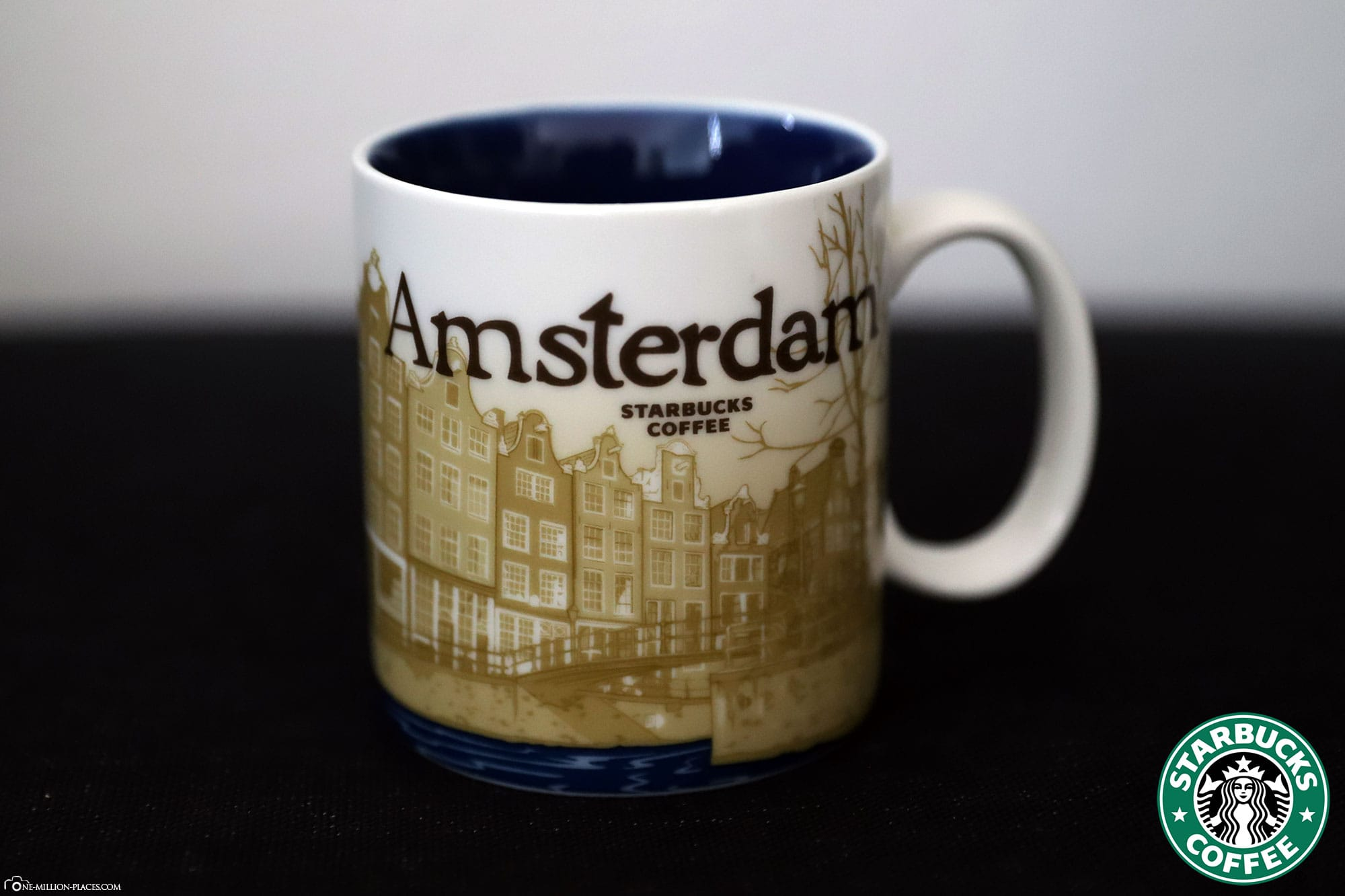 Amsterdam, Starbucks Cup, Global Icon Series, City Mugs, Collection, Netherlands, Travelreport