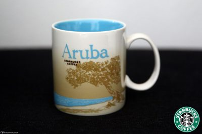 Starbucks Global Icon Island Mug of Aruba