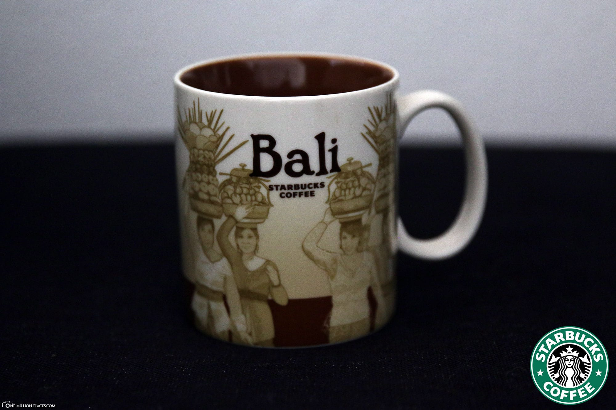 Bali, Starbucks Cup, Global Icon Series, City Mugs, Collection, Indonesia, Travelreport