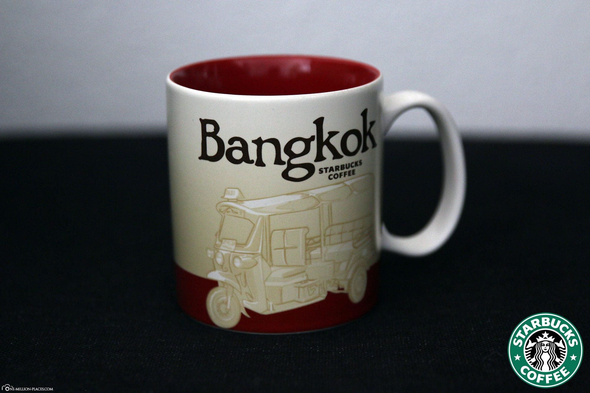 Bangkok, Starbucks Cup, Global Icon Series, City Mugs, Collection, Thailand, Travelreport