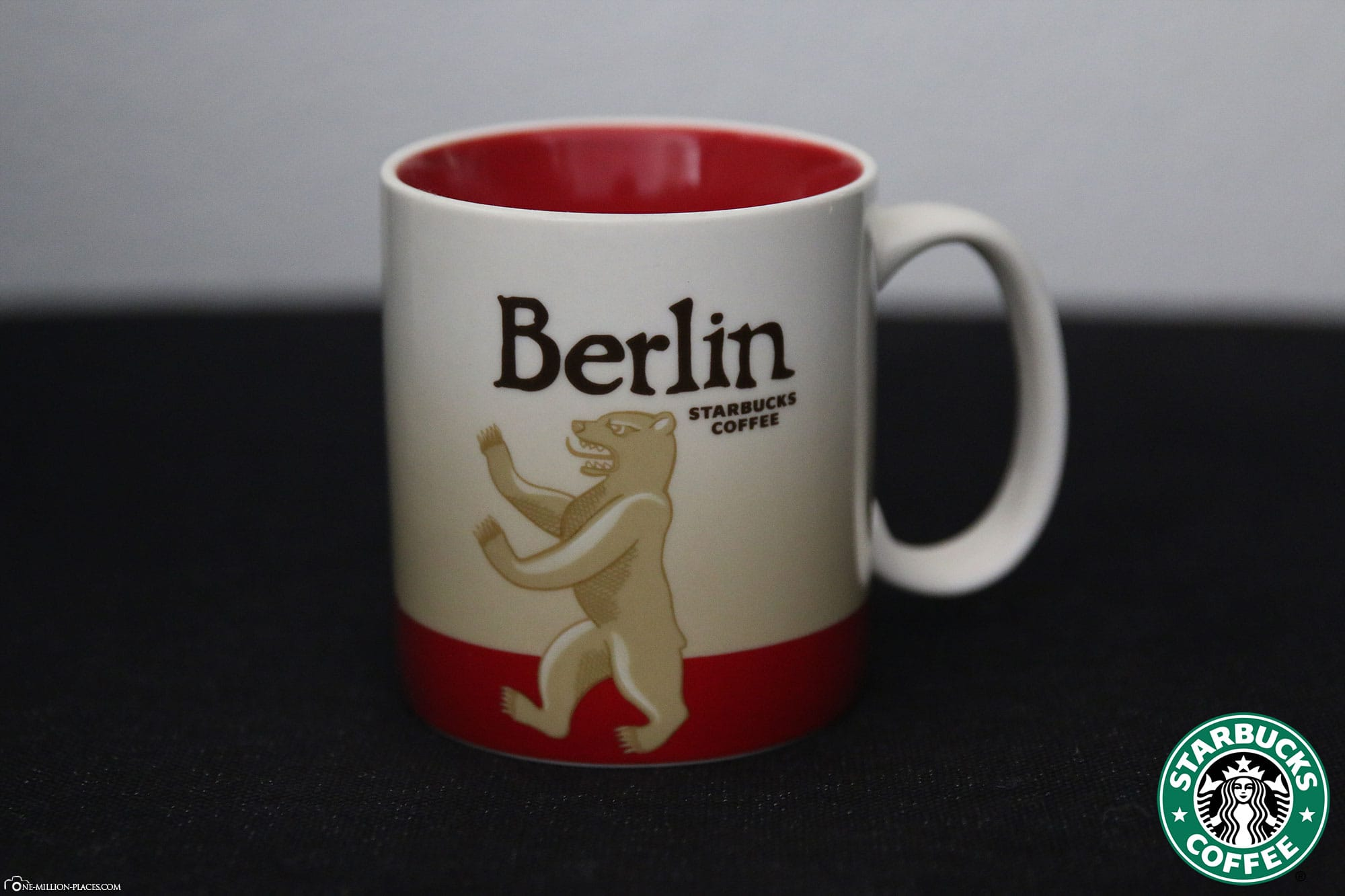 Berlin, Starbucks Cup, Global Icon Series, City Mugs, Collection, Germany, Travelreport