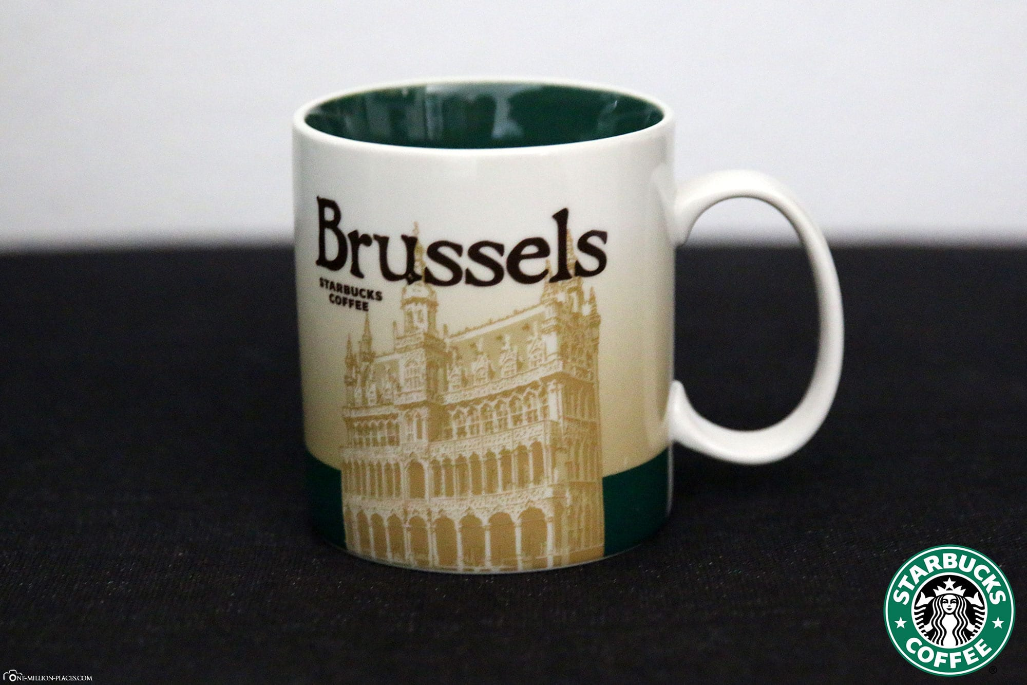 Brussels, Starbucks Cup, Global Icon Series, City Mugs, Collection, Belgium, Travelreport