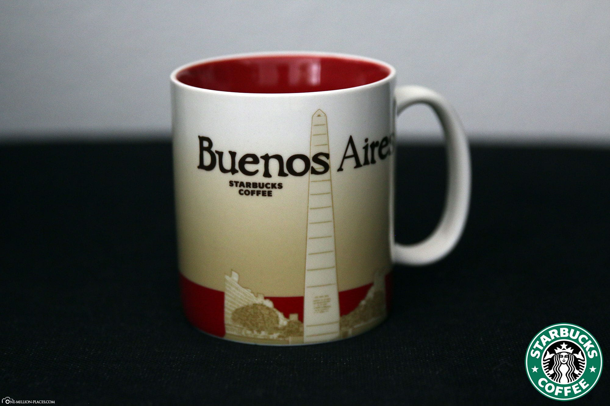 Buenos Aires, Starbucks Cup, Global Icon Series, City Mugs, Collection, Argentina, Travelreport