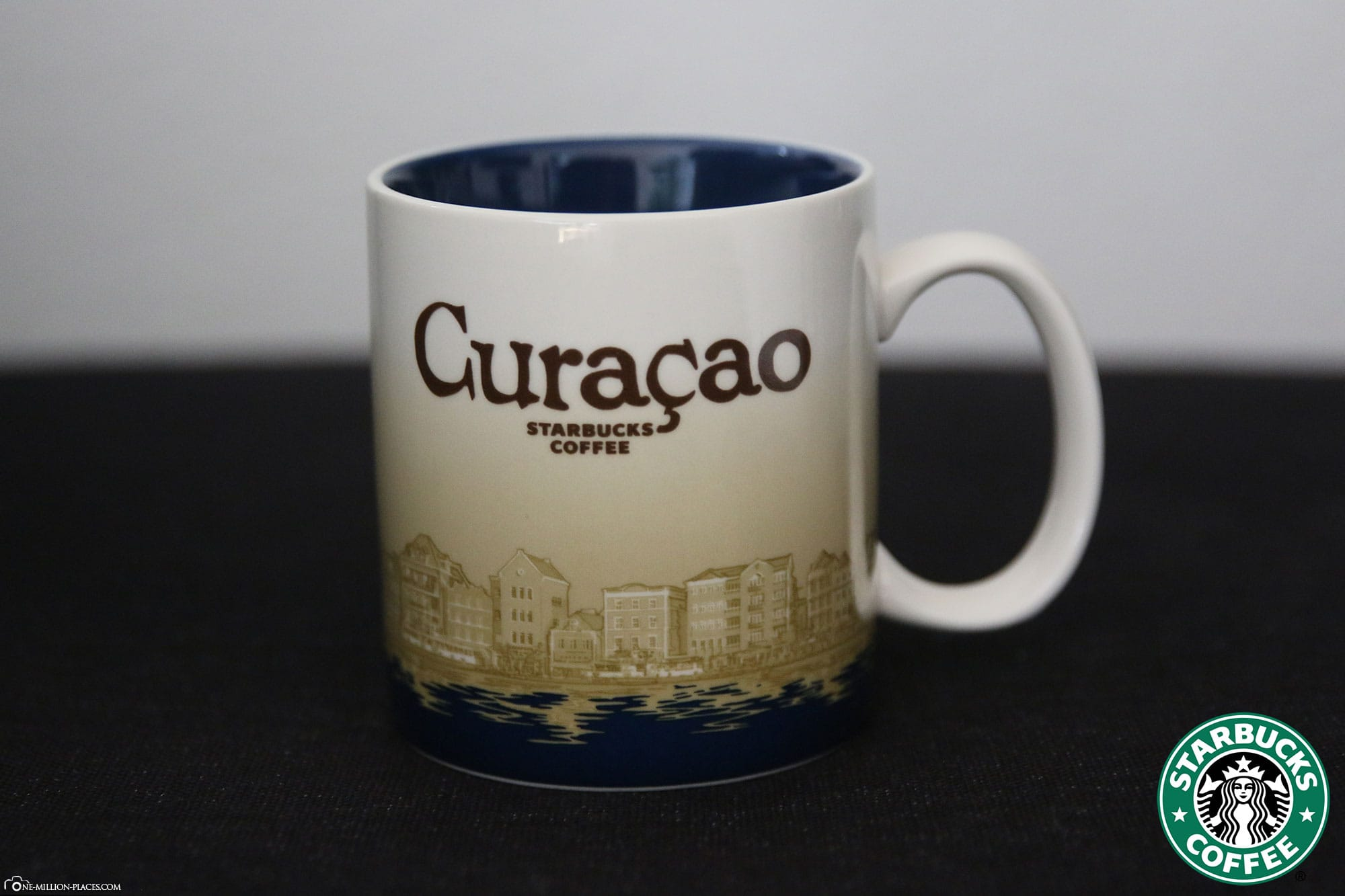 Curacao, Starbucks Tasse, Global Icon Serie, City Mugs, Sammlung, ABC Inseln, Reisebericht