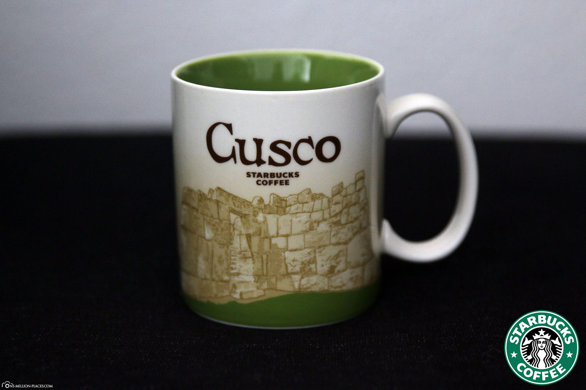 Cusco, Starbucks Cup, Global Icon Series, City Mugs, Collection, Peru, Travelreport