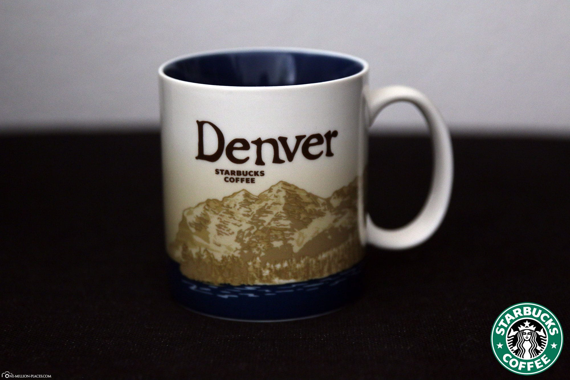 Denver, Starbucks Cup, Global Icon Series, City Mugs, Collection, USA, Travelreport