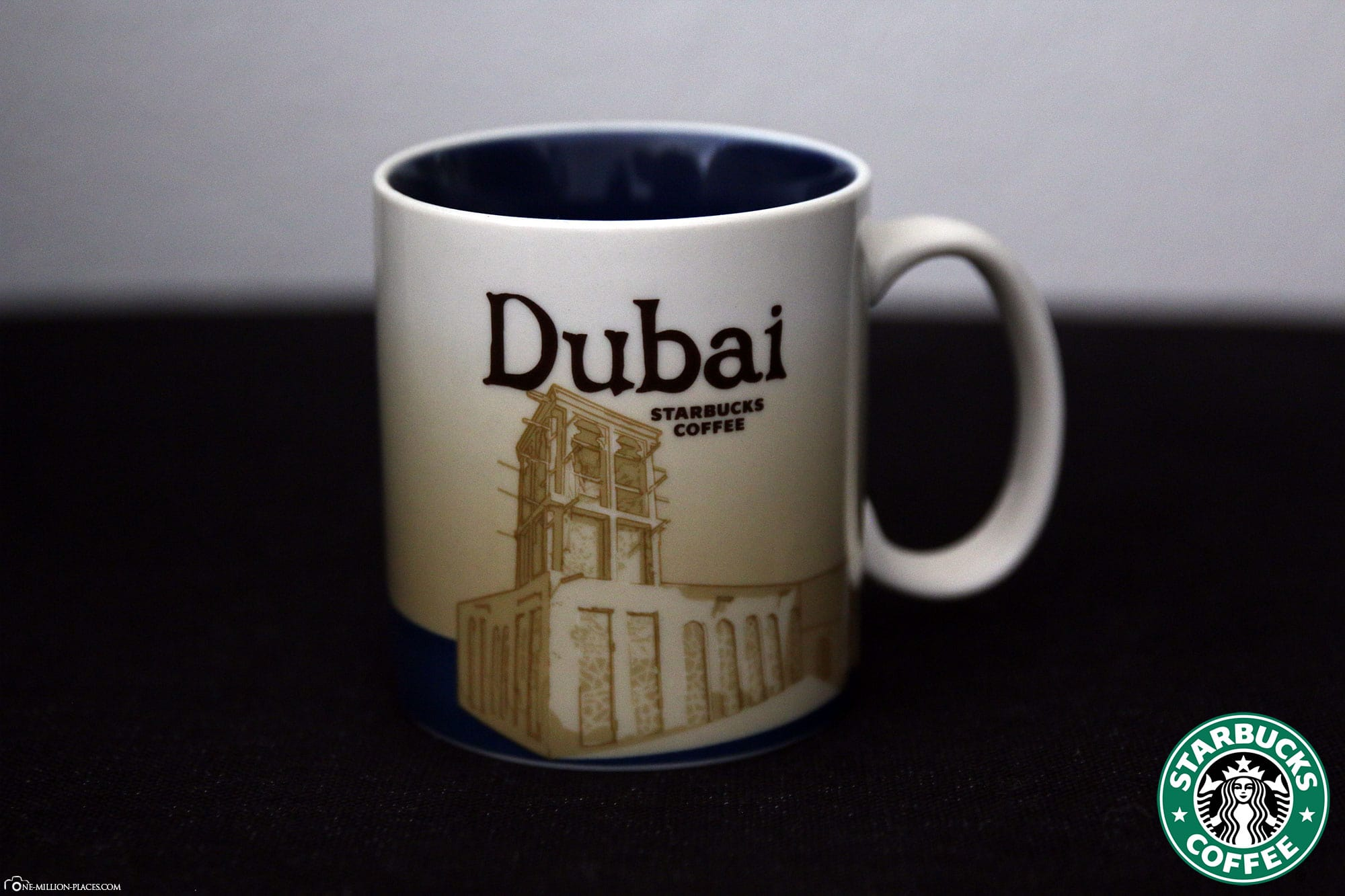 Dubai, Starbucks Cup, Global Icon Series, City Mugs, Collection, United Arab Emirates, TravelReport