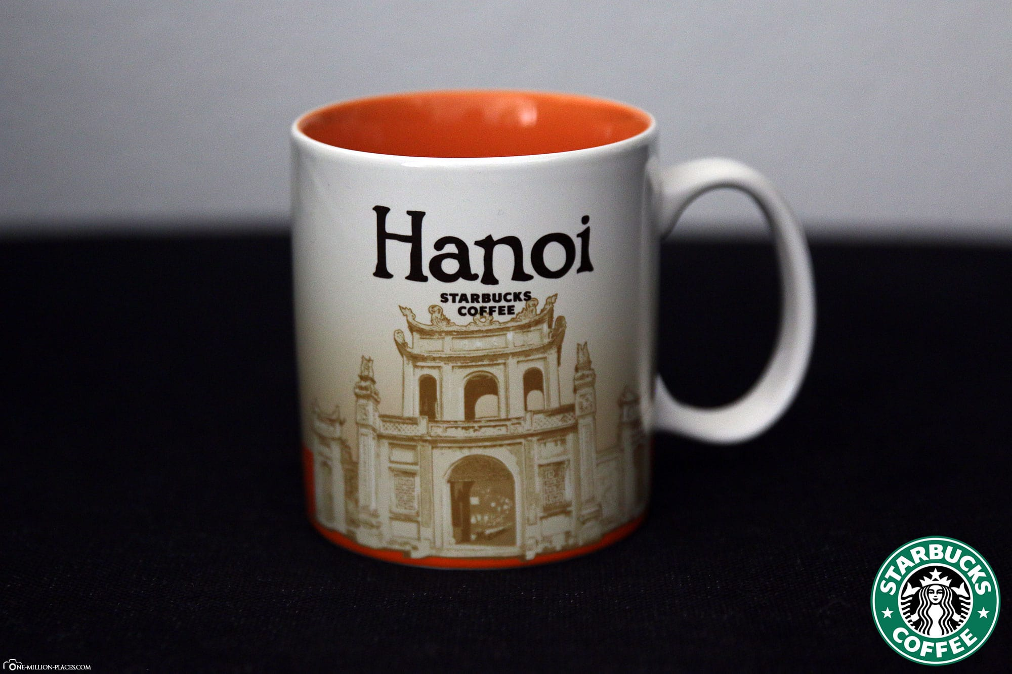 Hanoi, Starbucks Cup, Global Icon Series, City Mugs, Collection, Vietnam, Travelreport