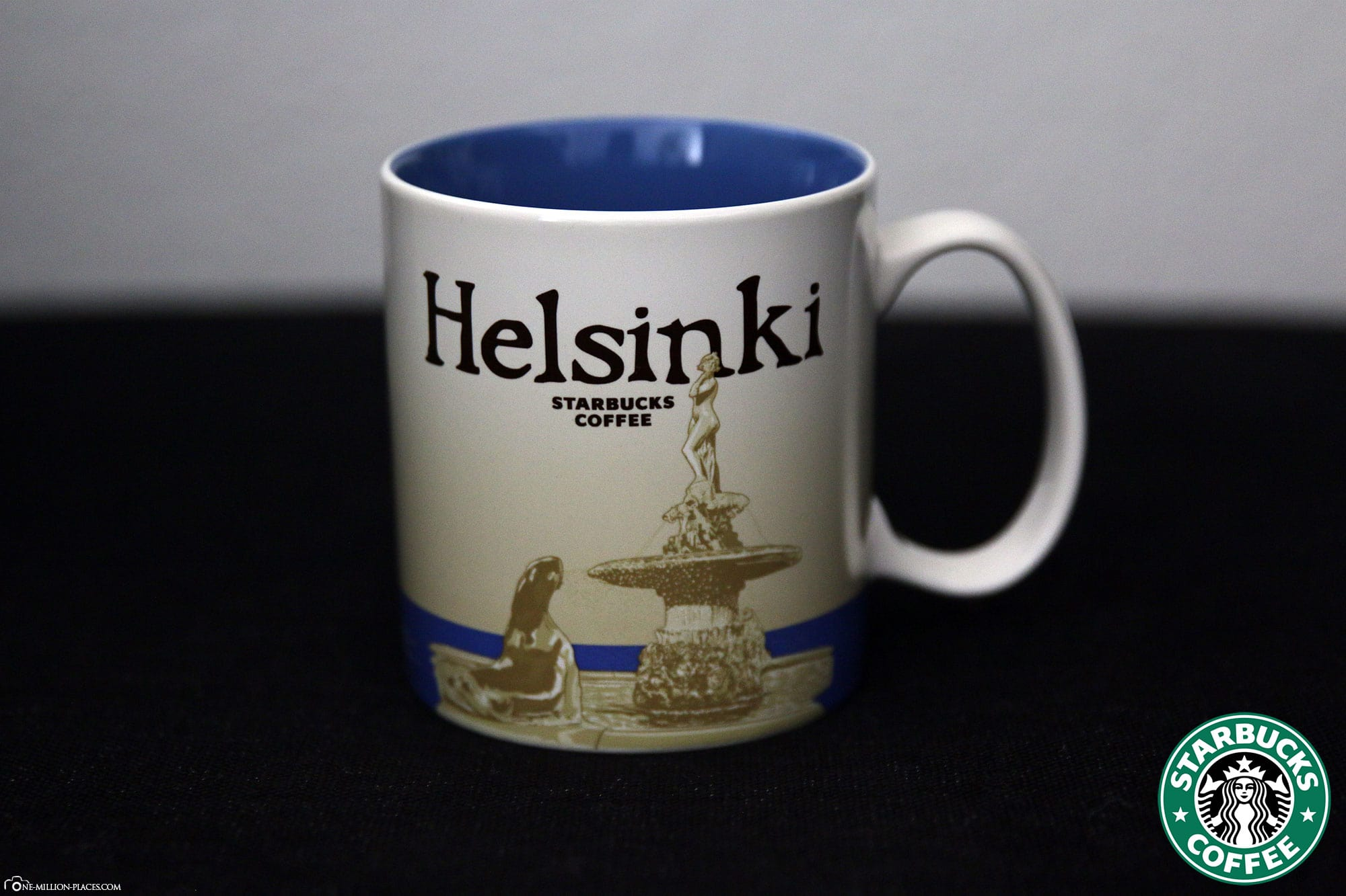 Helsinki, Starbucks Cup, Global Icon Series, City Mugs, Collection, Finland, Travelreport
