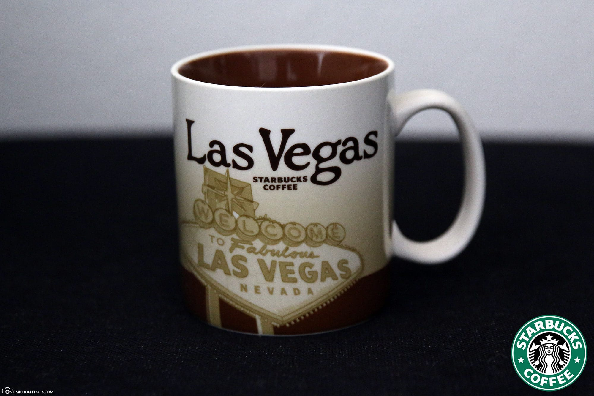 Las Vegas, Starbucks Cup, Global Icon Series, City Mugs, Collection, USA, Travelreport