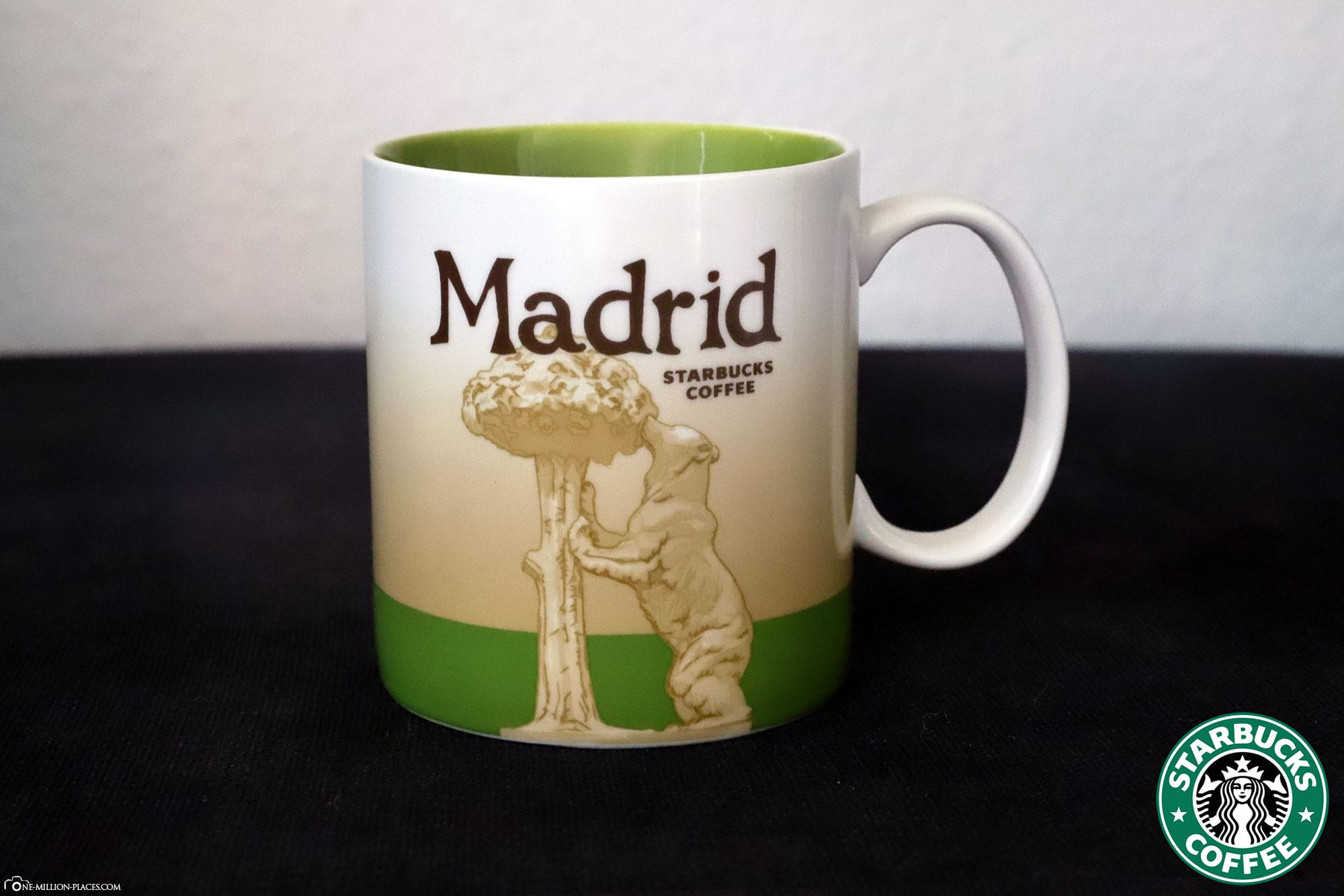Madrid, Starbucks Cup, Global Icon Series, City Mugs, Collection, Spain, Travelreport