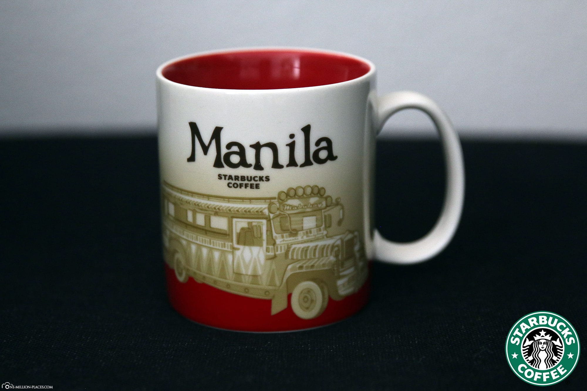 Manila, Starbucks Cup, Global Icon Series, City Mugs, Collection, Philippines, Travelreport