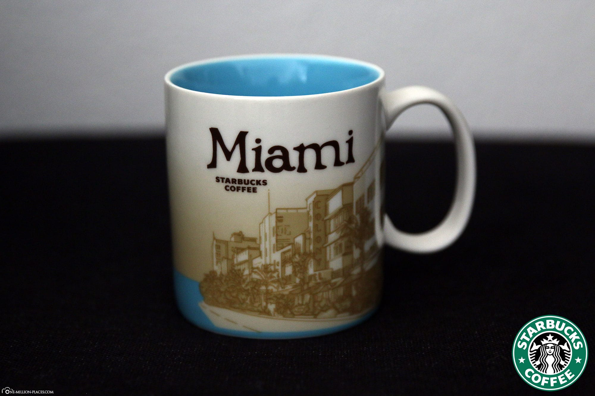 Miami, Starbucks Cup, Global Icon Series, City Mugs, Collection, USA, Travelreport