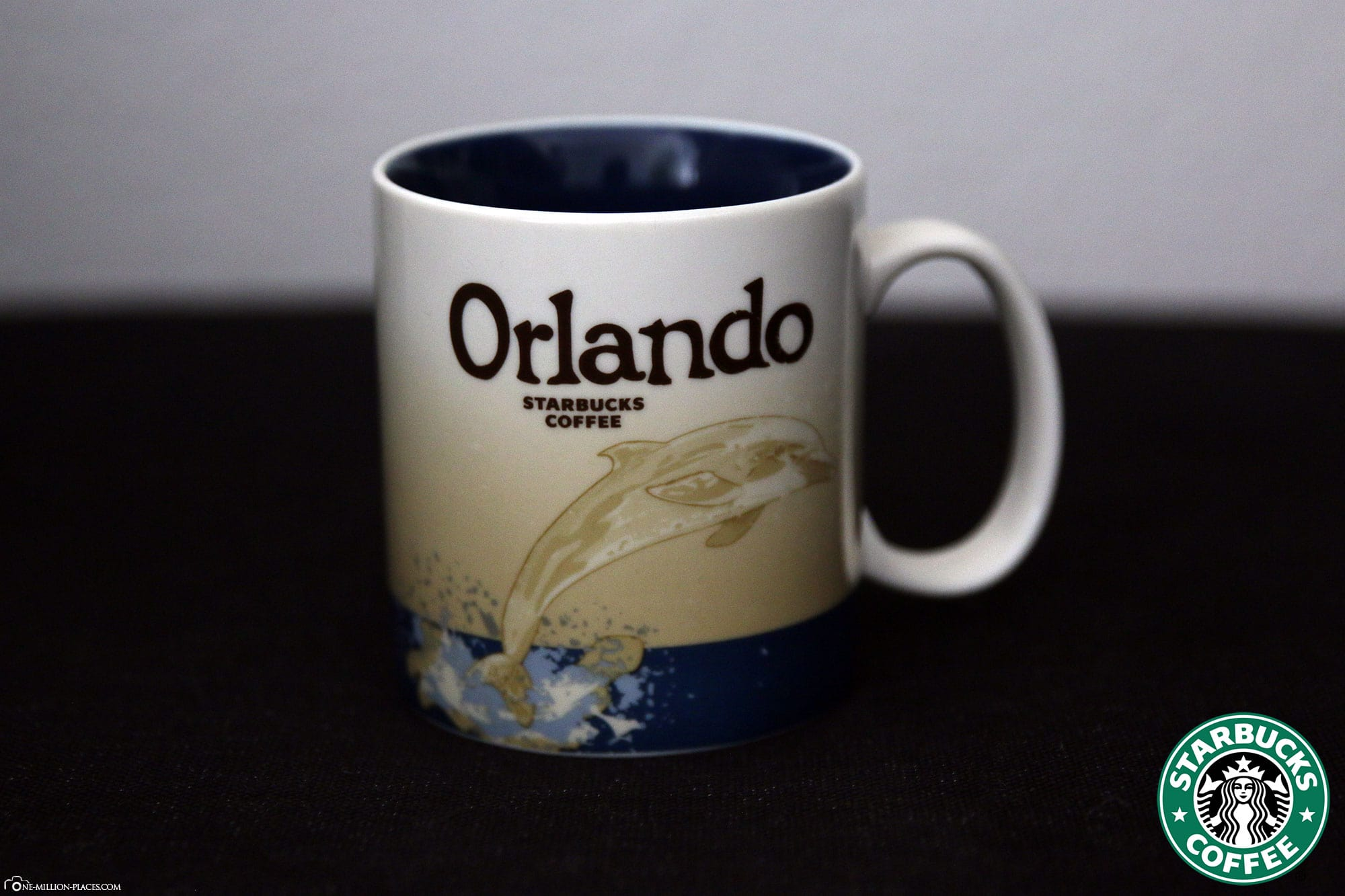 Orlando, Starbucks Tasse, Global Icon Serie, City Mugs, Sammlung, USA, Reisebericht