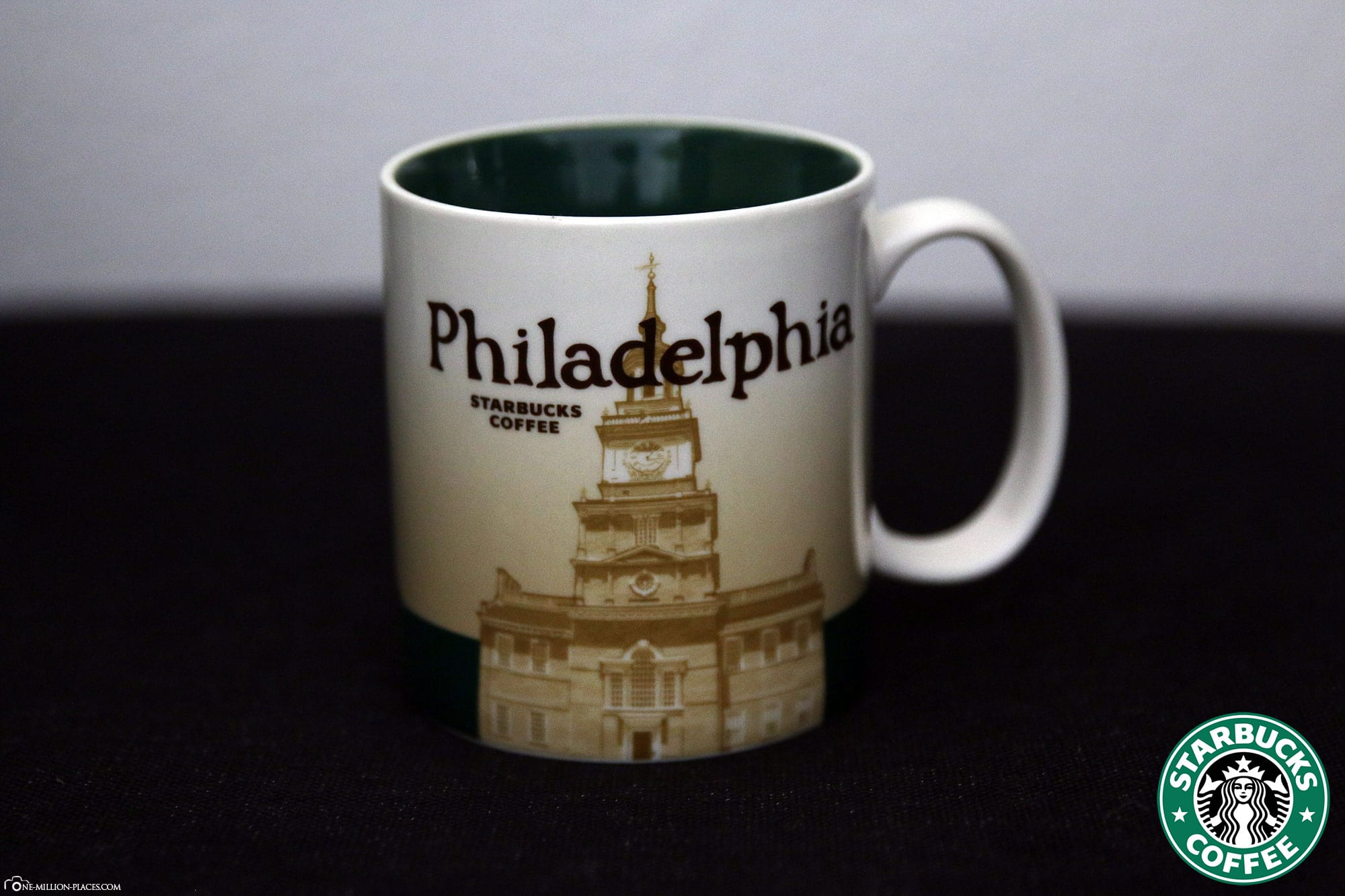 Philadelphia, Starbucks Cup, Global Icon Series, City Mugs, Collection, USA, Travelreport
