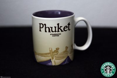 The Starbucks Island Cup of Phuket