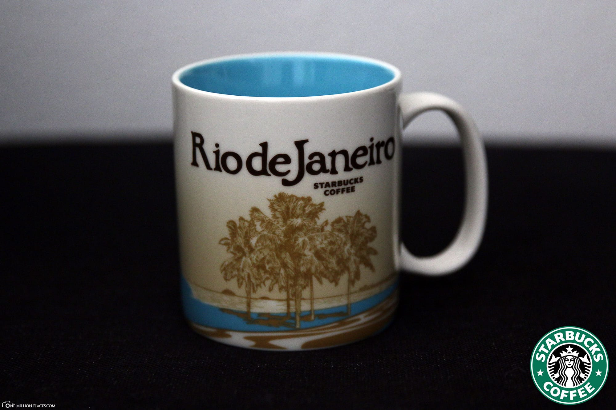 Rio de Janeiro, Starbucks Cup, Global Icon Series, City Mugs, Collection, Brazil, Travelreport