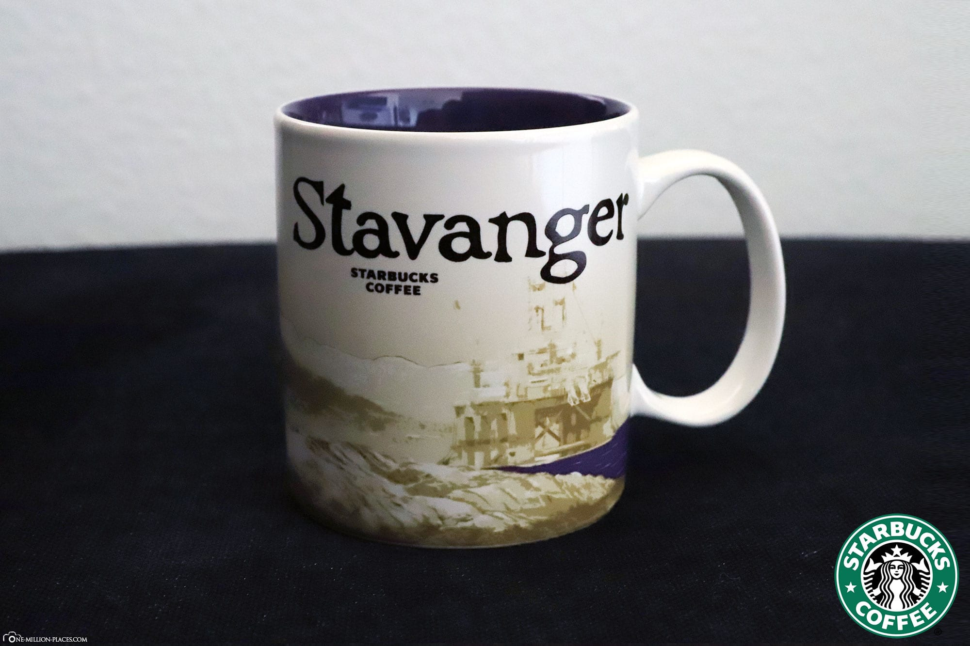Stavanger, Starbucks Cup, Global Icon Series, City Mugs, Collection, Norway, Travelreport