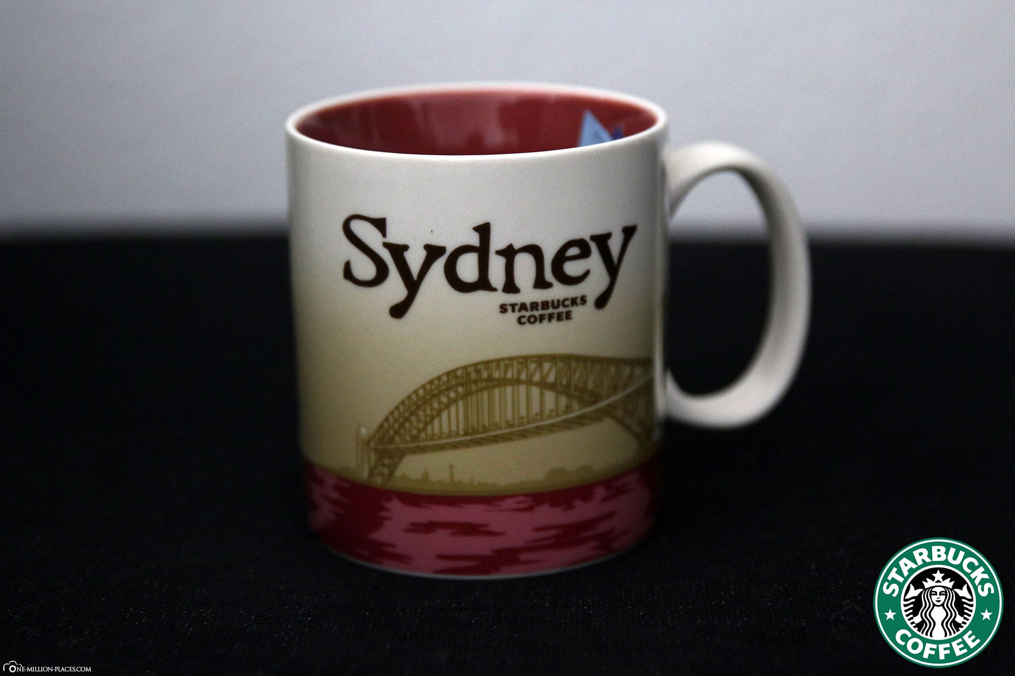 Sydney, Starbucks Cup, Global Icon Series, City Mugs, Collection, Australia, Travelreport
