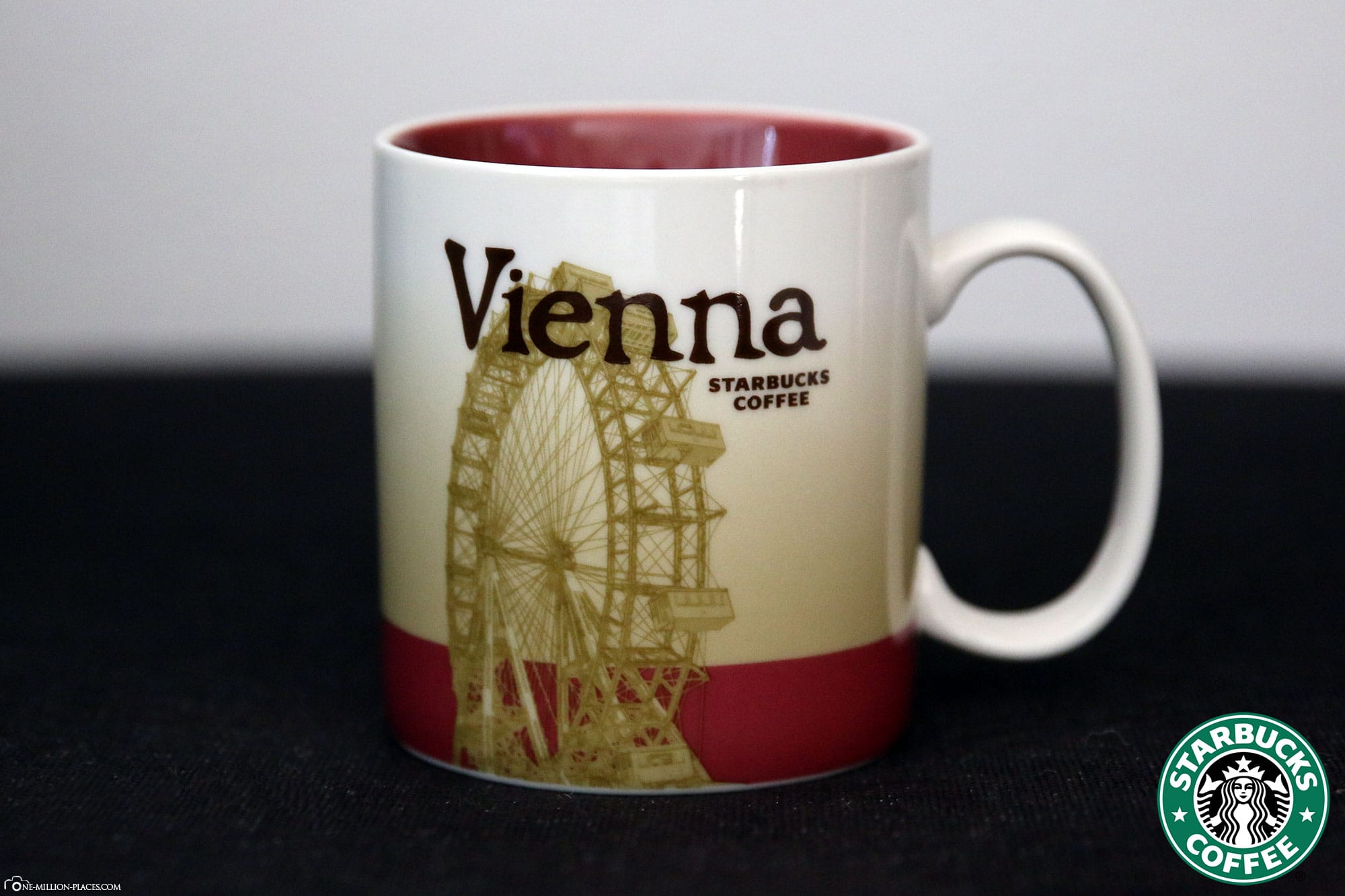 Vienna, Starbucks Cup, Global Icon Series, City Mugs, Collection, Austria, Travelreport