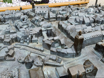 Model of the Old Town