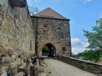 The Mill Gate