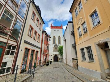 Matthiasturm am Schlossgraben