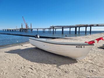 Seebrücke Koserow