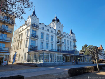 Usedom Palace Hotel