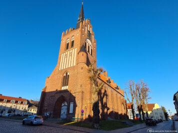 St.-Marien-Kirche Usedom