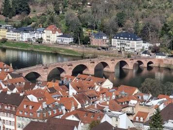 The Old Bridge in Heidelberg