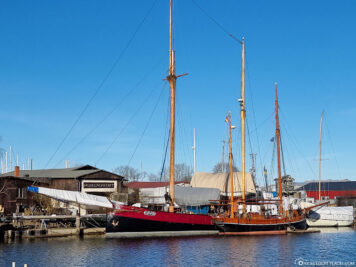 The Greifswald Museum Harbour