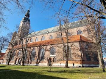 St. Nikolai Cathedral