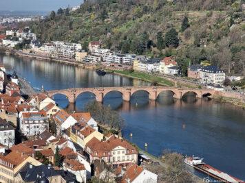 The Old Bridge over the Neckar