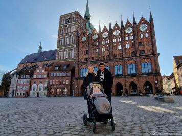Rathaus der Hansestadt Stralsund