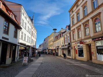 Die Ossenreyerstraße