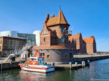 Lotsenhaus Stralsund