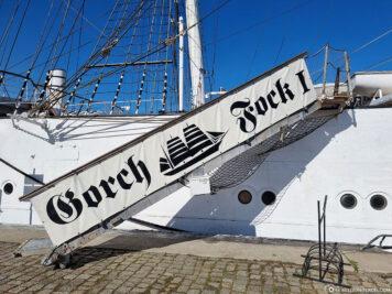 Die Gorch Fock