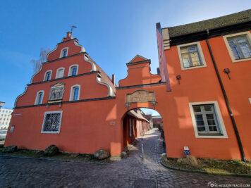 Kloster zum Heiligen Geist
