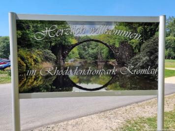 Willkommen im Rhododendronpark