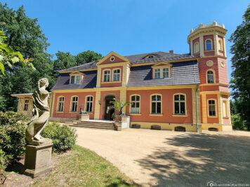 Das Schloss Kromlau
