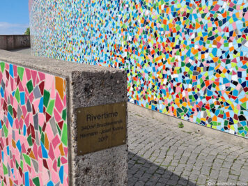 Die Kuhna-Mauer (Rivertime)