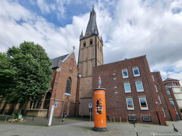 Die Kirche St. Lambertus