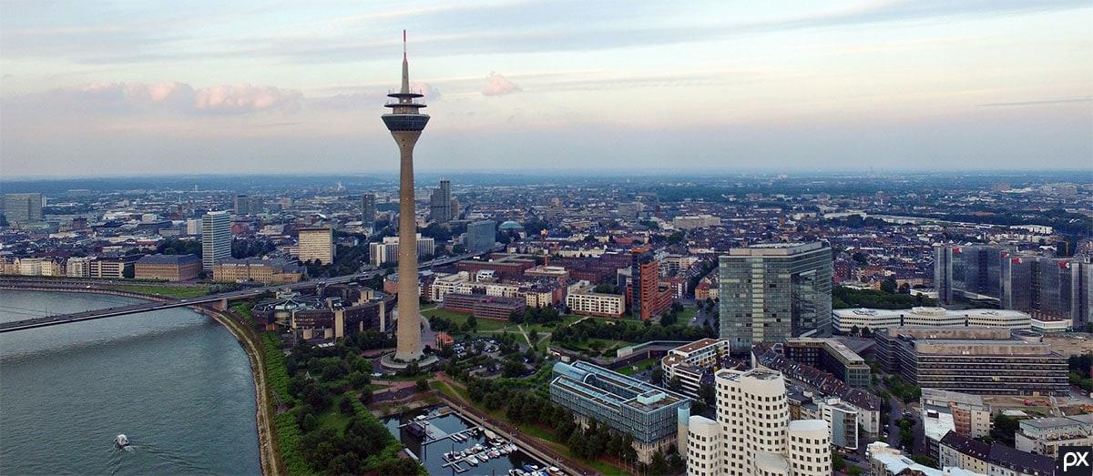 Düsseldorf, Panorama, Reisebericht