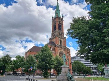 Die Johanneskirche