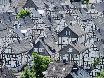 Die Fachwerkhäuser