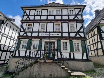 Die Alte Stadtapotheke