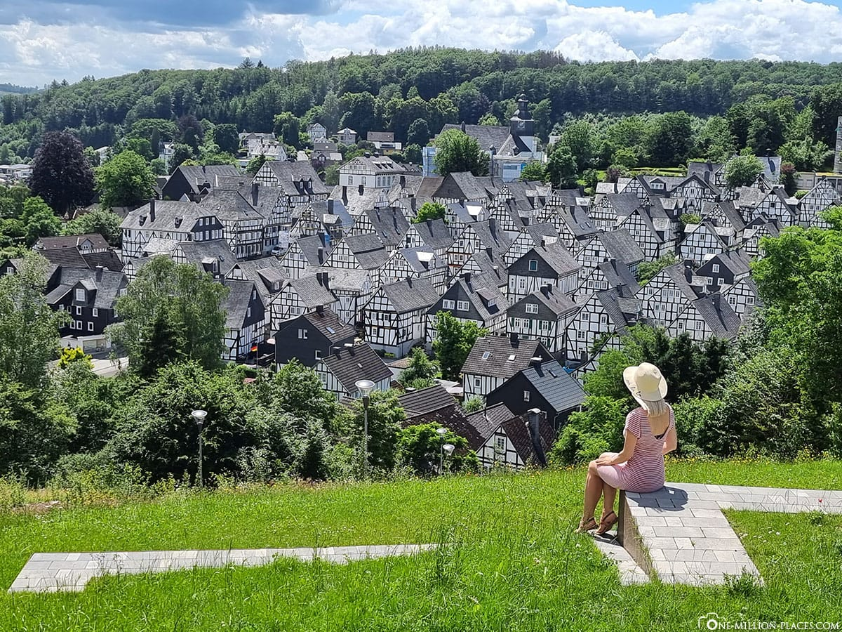 Freudenberg, Instagrammable Place, Siegerland, NRW, Fotospot, Deutschland