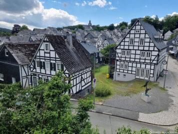 Der Alte Flecken von Freudenberg
